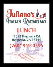 Juliano S Itailian Restaurant Home
